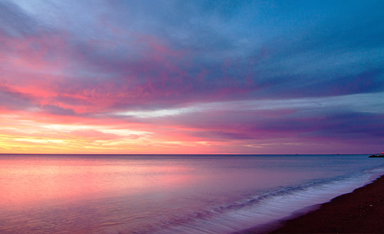 How To Photograph Vibrant Colors Without Overdoing It