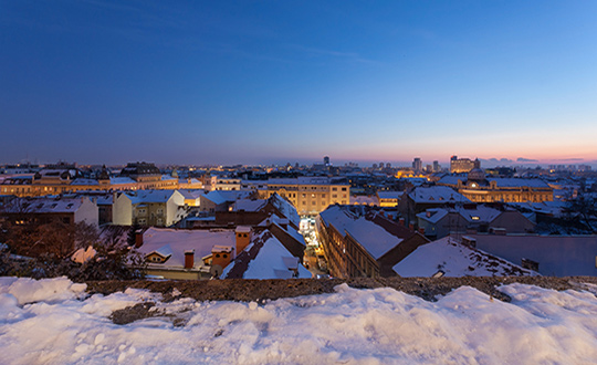 Improve Your Blue Hour Photography